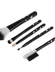 5Pcs Professional Makeup Brush Set