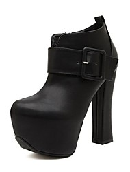 Women's Shoes Shimandi Round Toe Chunky Heel Ankle Boots More Colors available