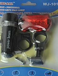 Eclairage de Velo , Eclairage Avant de Vélo / Eclairage ARRIERE de Vélo / Eclairage de bicyclette/Eclairage vélo - 4 ou Plus Mode Lumens