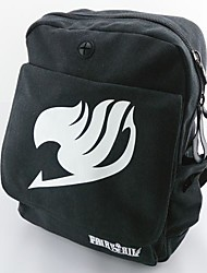 bolsa Fairy Tail Cosplay Animé Accesorios Cosplay Lienzo / Nailon