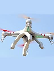 L'hélicoptère de fuselage 4.5ch en métal hua de lumières LED / camer / émetteur gyroscopique rtf 2.4G télécommande hj380