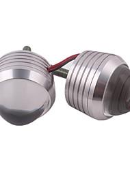 llevado motocycle luz bay15d p21 / 5w luz de freno automático LED 12V lámparas