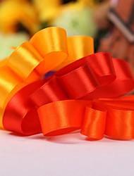 Einfarbig 4.5 Zoll Satinband -50 Meter pro Rolle (mehr Farben)