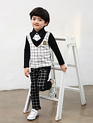 Boy's Long Sleeved Clothing Sets