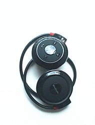 fone de ouvido estéreo bluetooth dobrável com microfone e cartão tf