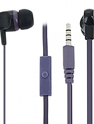Cute In-ear Earphones with Microphone