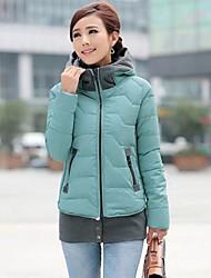 Women's Fashion Slim Thick Down Coat