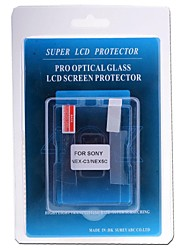 Professional LCD Screen Protector Optical Glass Special for Sony NEX-C3/NEX5C DSLR Camera