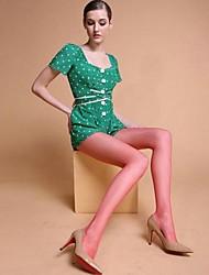 ultra-delgada bikini de color deslumbra mallas de hilo de núcleo hilado de las mujeres