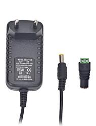 xinyuanyang® 12w 12v 1a adaptador de corriente eu enchufe de CA para la bombilla LED y cámara de seguridad de vigilancia (100 ~ 240v)