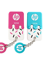 / p flash drive 32gb usb hp projetos de sorvete v178b