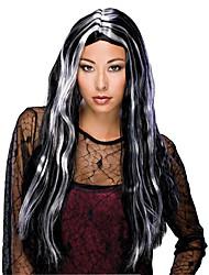 parrucca del partito di Halloween strega vizioso lunghe 65 centimetri delle donne