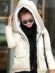 sanfenzise ™ hoodies das mulheres mais tamanhos casaco de algodão solto