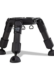 Induro LFB150M Dual Range (DR) Hi-Hat Tabeltop Tripod Set for Low Angle Shots