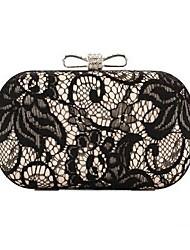 женские бабочки узел сатин кружева вечерние сумки