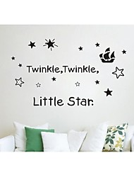 Wall Stickers Wall Decals, Kidsrooms Home Decoration Children PVC Wall Stickers