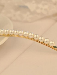 Handmade Pearl Hairpins