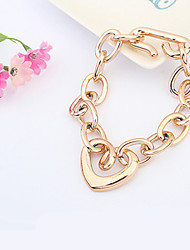 Miss European Fashion Heart Bracelet