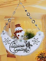 Weihnachtsschmuck Trompete Ornamente Mond (style zufällig)