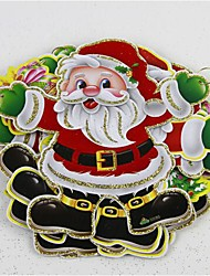 Christmas Holidays Venue  Decoration Santa Claus Brace