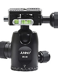 JUSINO BS-08 Aluminium Ball Head for Mirrorless Camera with Quick Release Plate