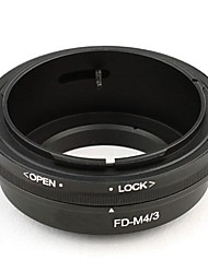 Neewer® Lens Mount Adapter for Canon FD Lens to Micro 4/3 Olympus PEN and Panasonic Lumix Cameras