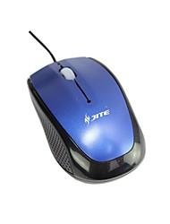ratón óptico Jite jt2029 oficina usb 800 dpi para el ordenador portátil PC / escritorio (colores surtidos)
