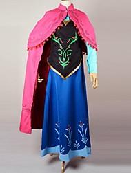 Costumes de Cosplay / Costume de Soirée Déguisements Thème Film/TV Fête / Célébration Déguisement Halloween Bleu MosaïqueGilet / Chemise