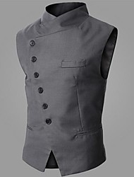 Men's Personality Casual  Vest