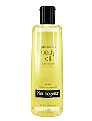 Neutrogena  Sesame Body Oil    250ml / 8.5oz