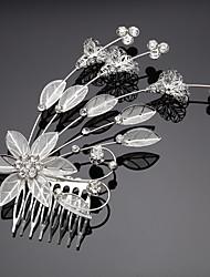 Headpieces Gorgeous Imitation Rhinestones Bridal Combs