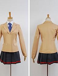Inspired by Futsuu no Joshikousei Ga Nanako Usami Cosplay Costumes