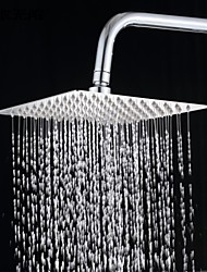 8 Inch 304 Stainless Steel Square Rainfall Shower Head