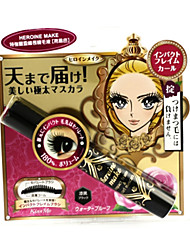 Kiss Me Heroine Make Mascara #Black 7.5g
