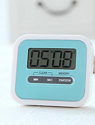 minuterie numérique pour la cuisine abs avec écran 99 min feelike mh115