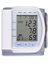 pulso monitor de pressão arterial tela LCD inteligente ck-103