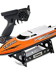 2.4G RC Boat UDI udi001 boat Infinitely variable speeds/high speed racing boat 32CM 25km/h Best Gift