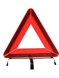 airone estrada aviso triângulo refletivo alarmes de carro de segurança sinal de perigo emergência
