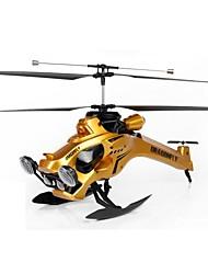 Huajun exklusiven, patentierten rc Hubschrauber mit Gyro 2,4 g 3.5ch / Super Robustheit