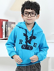 Pull à capuche & Sweatshirt Boy Imprimé Hiver / Printemps / Automne Coton