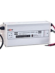 5V 60A Rain-proof 300W Constant Voltage Power Supply for LED Light and Surveillance Security Camera (AC 170~240V)