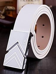 Unisex Waist Belt/Wide Belt , Vintage/Party/Work/Casual Alloy/Leather