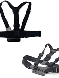 YouOKLight®  Chest Body Strap Without 3-Way Adjustment Base For GoPro Hero 3+/3/2/1 (2 PCS)
