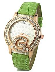 l&b strass relógio de quartzo 11305790 (perímetro: 24 cm, largura: 1,8 centímetros, diâmetro: 3,8 centímetros)