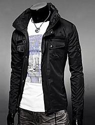 INMUR Men's Collar Waterproof Jacket