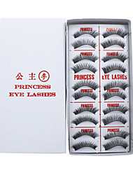 Princess  Eye Lashes  10 pairs