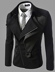DS Men's Inclined Zipper Jacket