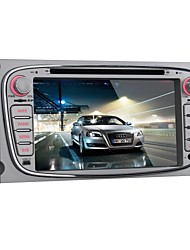 JOYOUS Android 4.2 7'' 2 Din Car DVD Player for Ford Focus 2008-2010 with GPS,BT,RDS,WIFI,CANBUS,Touch Screen,CAN-BUS