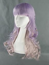 Harajuku Style Mixed Color Curly Lolita Wig