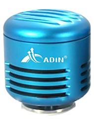 Reallink®360°HiFi Surround-Sound Mini Aluminum Alloy Portable Speaker(USB Access To PC/Mobile Phone/Laptop)Mic